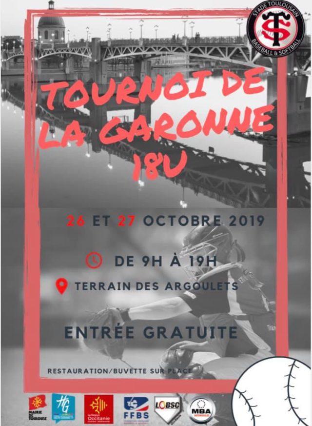 Tournoi de la Garonne – 18U