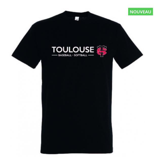 Le T-shirt intègre la boutique du club !