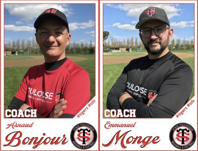Le Softball Masculin passe en national : interview des coachs de l'équipe !